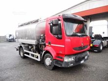 Used ADR tanker truc