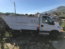 Refuse collection trucks