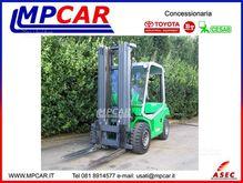 Forklift Diesel Drago 500 Tripl