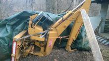 Retro excavator