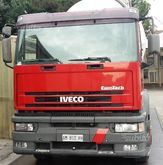 Tanker fiat iveco for flour and