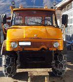Unimog 406 4x4 Snow