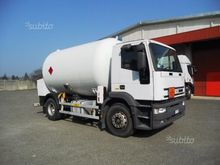 Used IVECO tanker tr