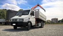 Iveco Daily 59.12 Cranes and Ti