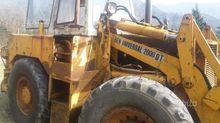 Terna excavator 90ql 4x4 perkin