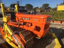 Tractor FIAT 555 C with APRIPIS