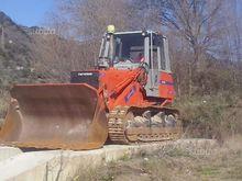 Fiat Hitachi FL175 crawler load