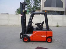 Forklift neat and 20