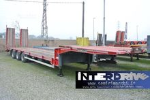Semitrailer Bertoja carrelllone