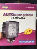 Spotlights LED X mixer cifa