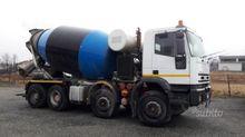 Iveco concrete mixer
