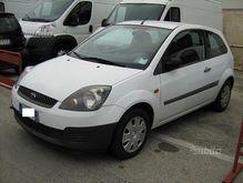 Used Ford Fiesta van