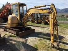 Used Excavator Komat