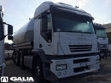 Iveco Stralis 430 with tank