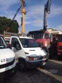 IVECO 35C13 crane and truck
