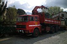 Fiat 160 three-axle crane FASSI
