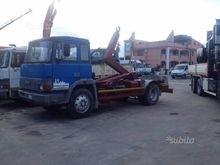 IVECO 135 with plant Scarrabile