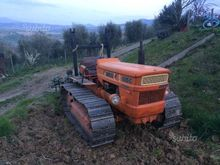 Tractor 605 c