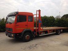 Used Truck transport