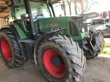 Used Tractor fendt 7