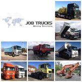 Job trucks selling industrial v