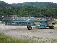 Erecting crane Cattaneo CM73 (G