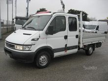 Iveco daily double cabin