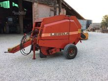 Baler for tractor