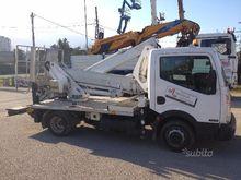 Truck mounted platform Pagliero