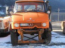 Used Truck Unimog 40