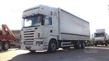 Used Scania R 580 tr