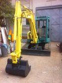 Used yanmar excavato