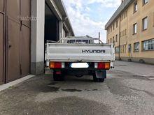 Hyundai Truck cassonato