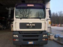 Used Truck MAN TGA 2