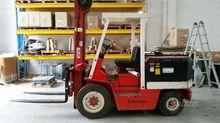 Forklift Lansing foer Bagnal