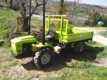 Grillo Tractor TS 131
