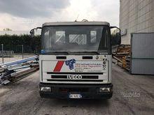 Eurocargo 75 E 15 crane STERN