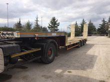 Carrellone cometto dump truck a