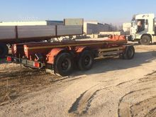 Used Trailer 3 axes