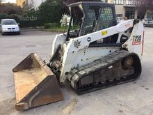Bobcat T250 Skid Steer