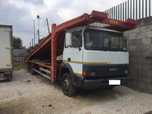 Rolfo car carrier tractor Iveco