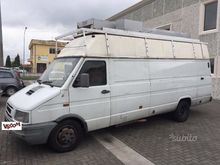 Iveco daily 35c10 with tent for