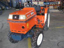 Tractor agric. Kubota B1 - 17D