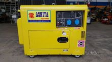 Generator ashita ag 7500 d