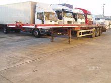 Semitrailer container port 13.6