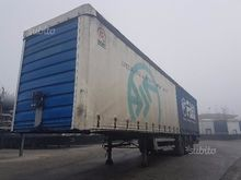 Semitrailer Fruehauf 13