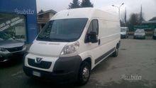 Van Peugeot Boxer 2.2 HDi 120hp