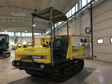 C30 tracked dumpers Yanmar - 20