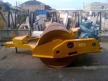 vibrating towed roller MARINI