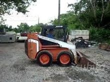 Skid scat trak